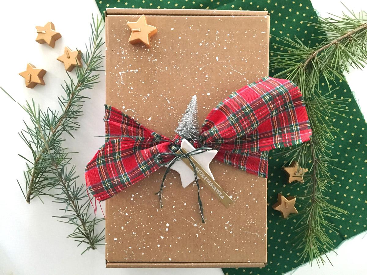 Un pacchetto di Natale ispirato all'inverno e alla neve ⋆ Dilli Dalli